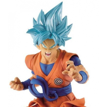 Super Dragon Ball Heroes - Figurine Son Goku Transcendence Art Vol.1