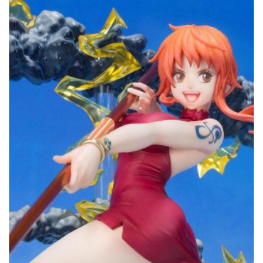 One Piece - Figurine Nami Black Ball Figuarts ZERO