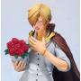 One Piece - Figurine Sanji Whole Cake Island Ver. Figuarts Zero