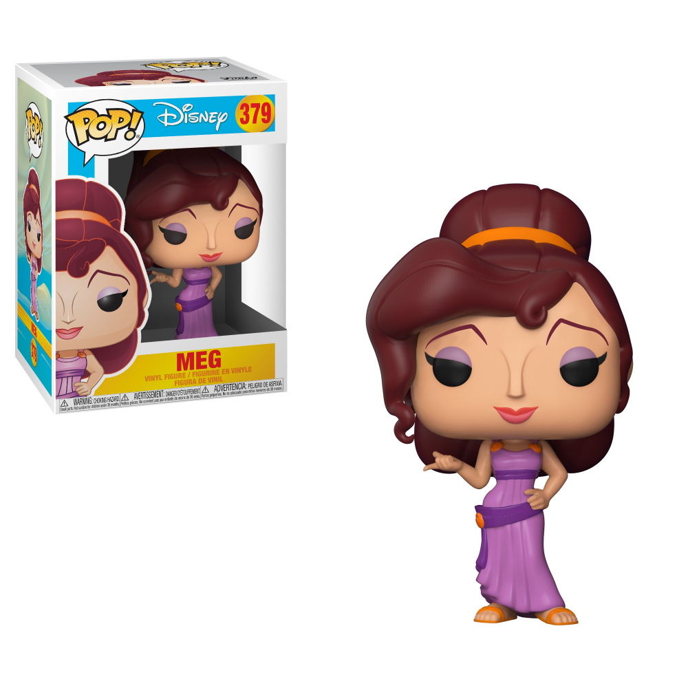 Disney Hercules - Figurine POP Meg