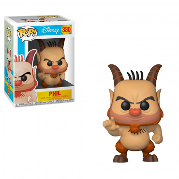 Disney Hercules - Figurine POP Phil