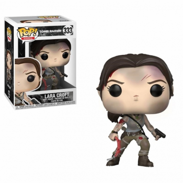 Tombraider - Figurine POP Lara Croft