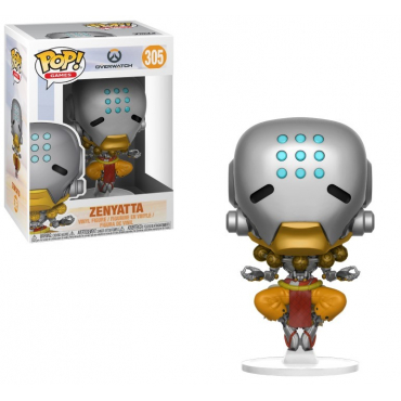 Overwatch - Figurine POP Zenyatta