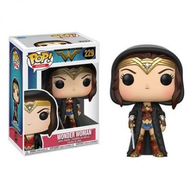 Wonder Woman - Figurine POP Wonder Woman Cloak