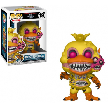 Five Night At Freddy's - Figurine POP Twisted Chica