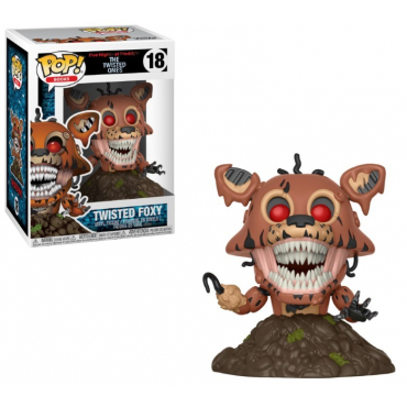 Five Nights At Freddy's - Figurine POP Twisted Foxy