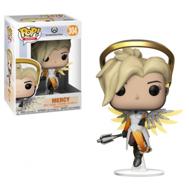 Overwatch - Figurine POP Mercy