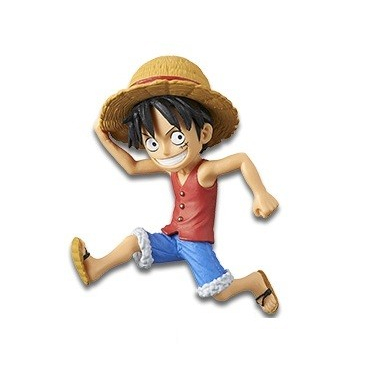 One Piece - Figurine Luffy History Releve 20TH 06 Vol.1