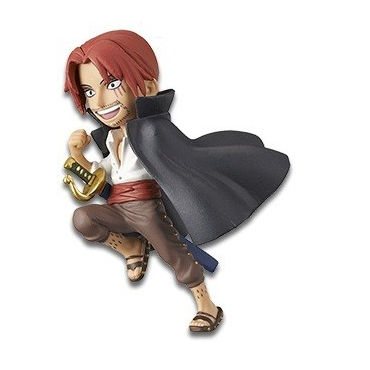 One Piece - Figurine Shanks History Releve Vol.1