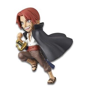One Piece - Figurine Shanks History Releve Vol.1