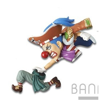 One Piece - Figurine Buggy WCF History Releve Vol.1