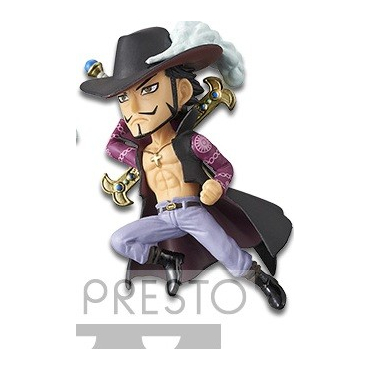 One Piece - Figurine Mihawk WCF History Releve Vol.1