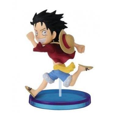 One Piece - Figurine Luffy WCF Chibi History Relay 20th Vol.4