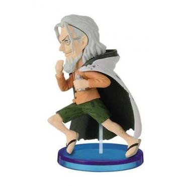 One Piece - Figurine Rayleigh WCF Chibi History Relay 20th Vol.4