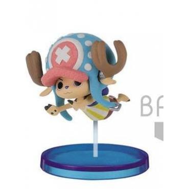 One Piece - Figurine Chopper WCF Chibi History Relay 20th Vol.4