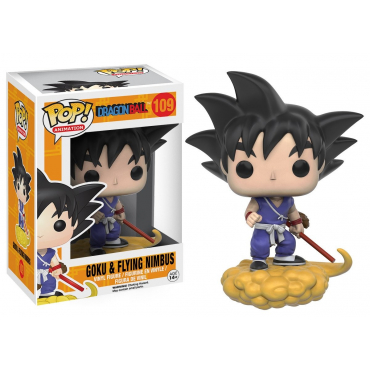 Dragon Ball - Figurine POP Goku Nimbus