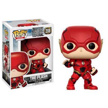 DC Justice League - Figurine POP The Flash