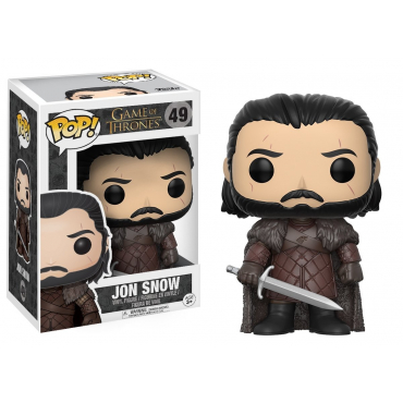 Game Of Thrones - Figurine POP Jon Snow