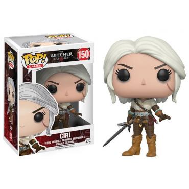 The Witcher - Figurine POP Ciri