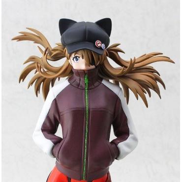 Evangelion - Figurine Asuka Langley Ichiban Kuji Last One