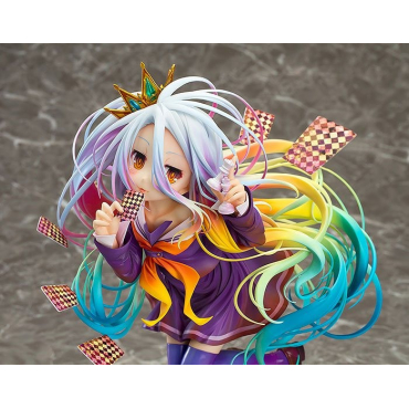 No Game No Life - Figurine Shiro