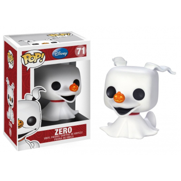 Disney: Nightmare Before Christmas - Figurine POP Zero
