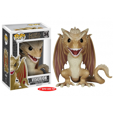 Game Of Thrones - Figurine POP Viserion