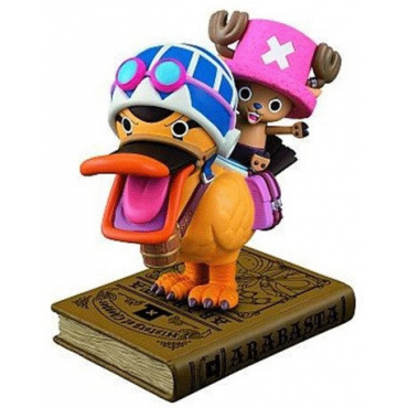 One Piece - Figurine Chopper Ichiban kuji History Of Chopper Lot C