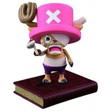 One Piece - Figurine History Of Chopper Ichiban Kuji Lot B