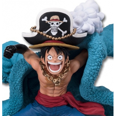 One Piece - Figurine Monkey D Luffy 20TH Anniversary Ichiban Kuji Lot A