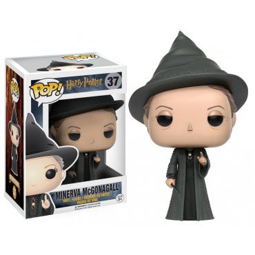 Harry Potter - Figurine POP MC Gonagall