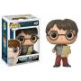Harry Potter - Figurine POP Harry et Carte Marauder