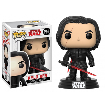 Star Wars - Figurine POP Kylo Ren