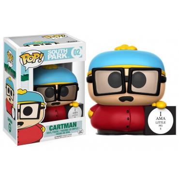 South Park - Figurine POP Cartman