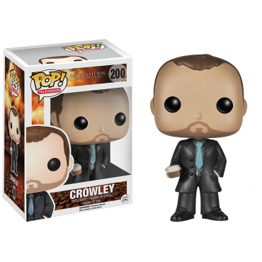 Supernatural - Figurine POP Crowley