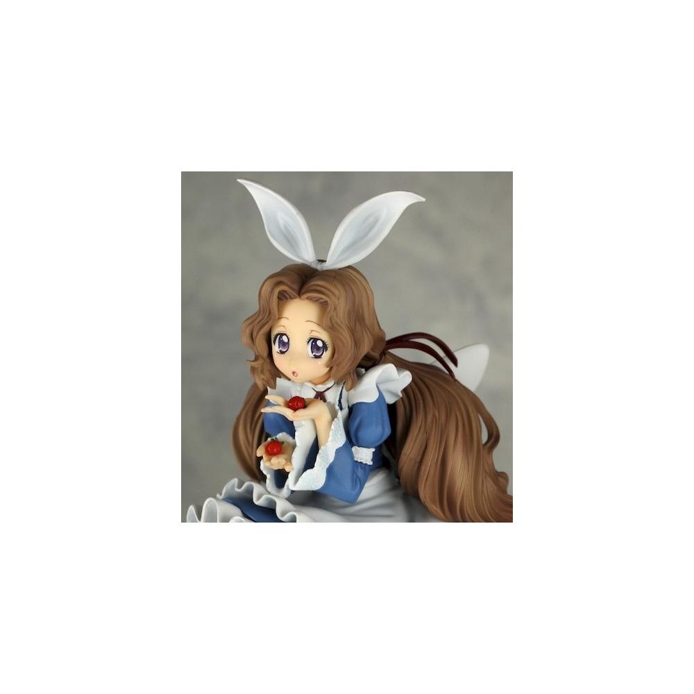 Code Geass In Wonderland - Figurine Nunnally Lamperouge Ichiban Kuji Premium