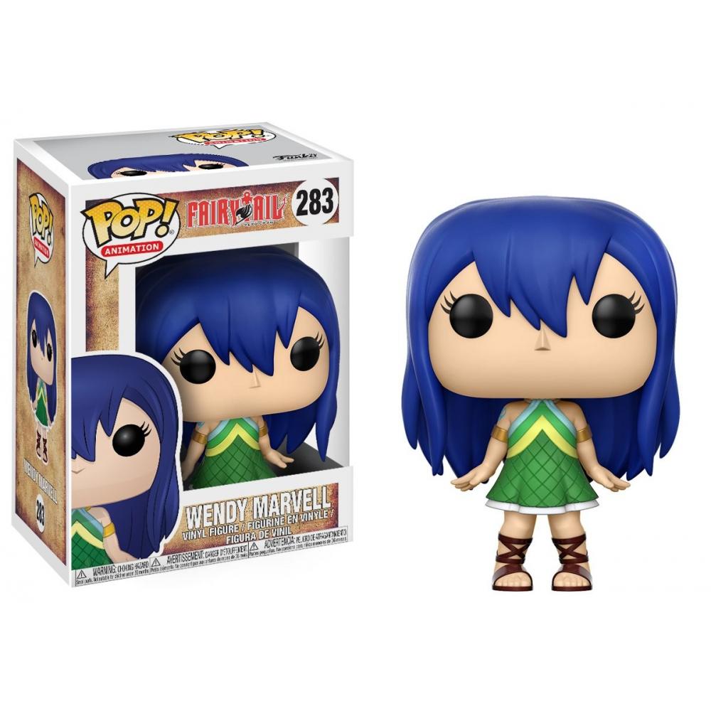 Fairy Tail - Figurine POP Wendy Marvell