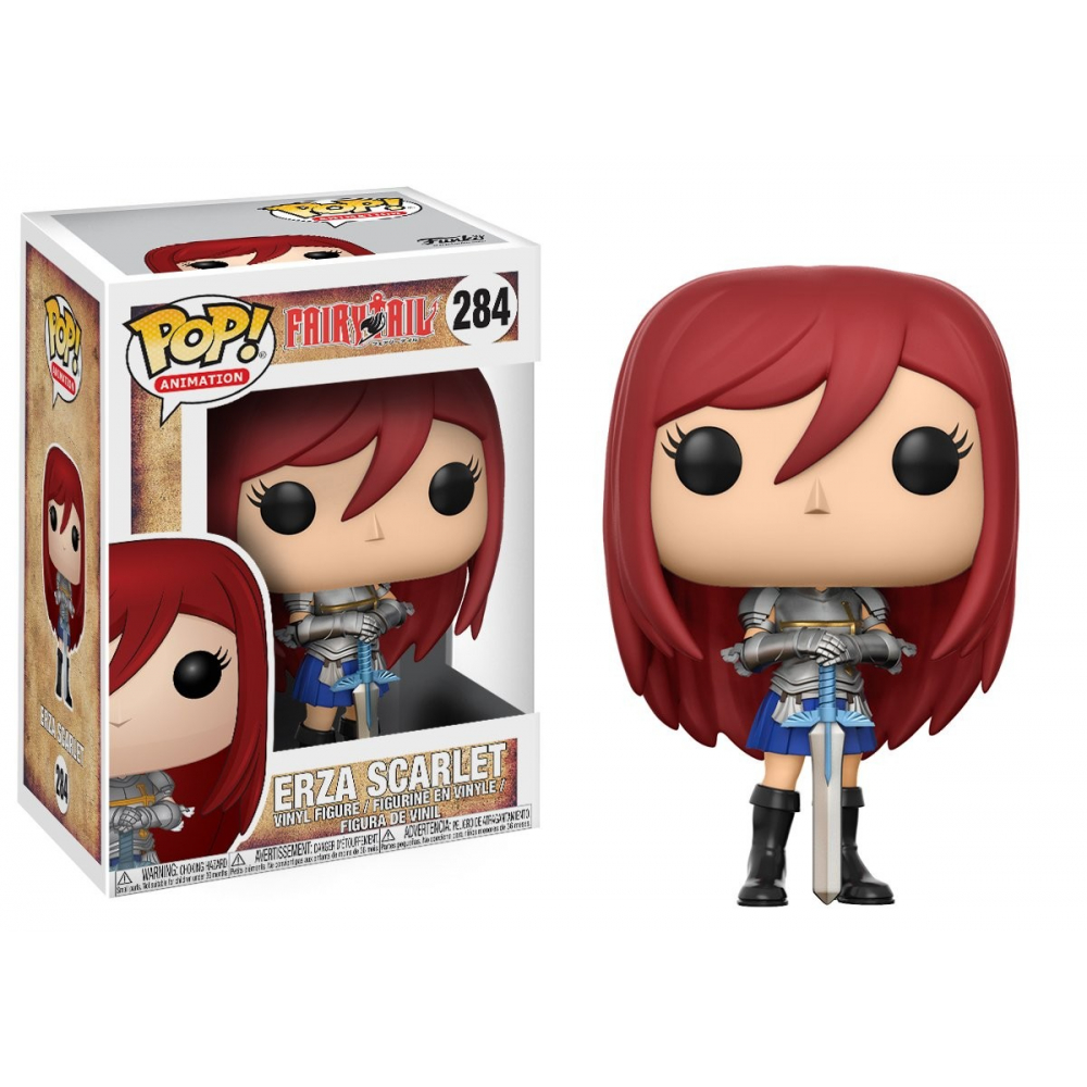 Fairy Tail - Figurine POP Erza Scarlet