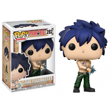 Fairy Tail - Figurine POP Gray Fullbuster
