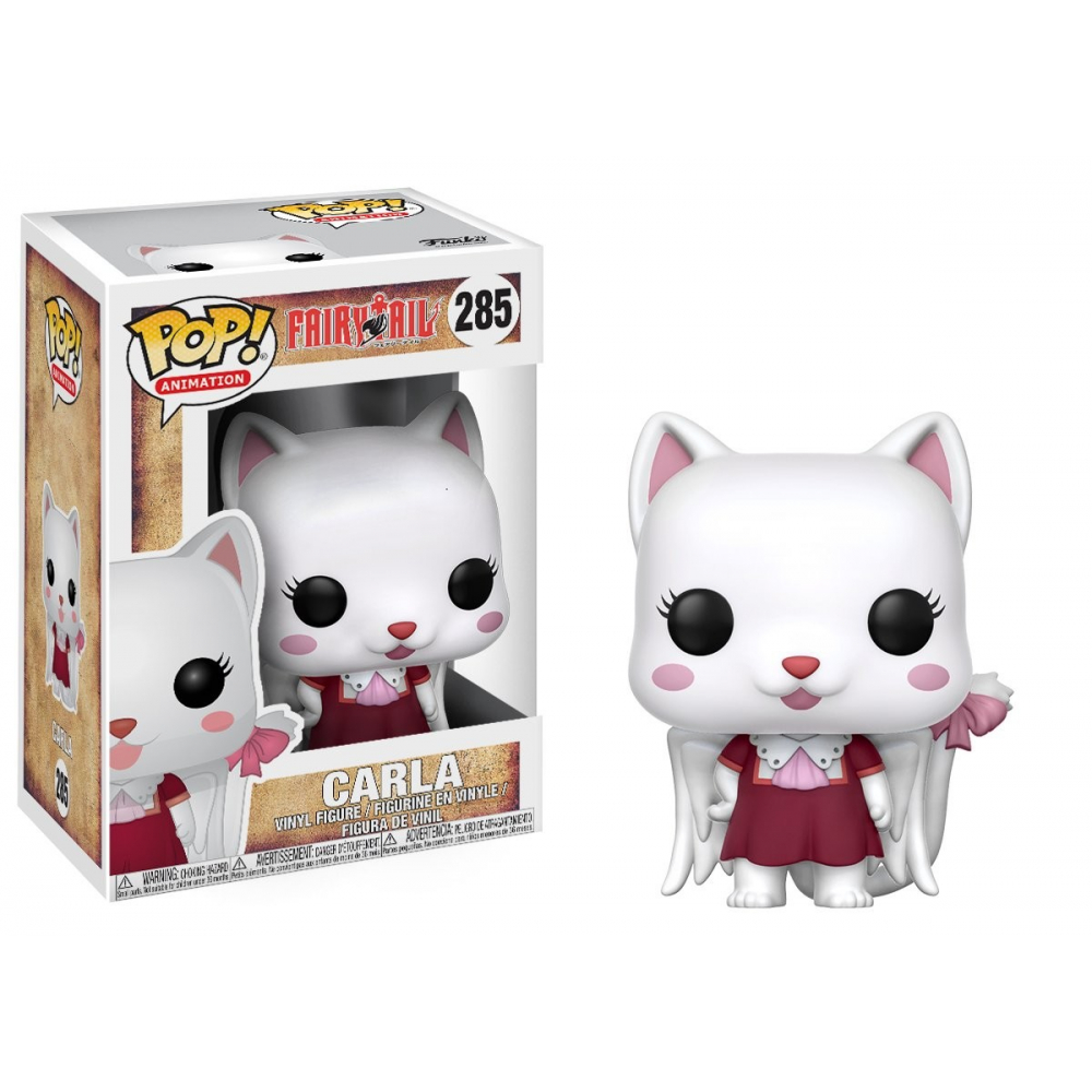 Fairy Tail - Figurine POP Carla