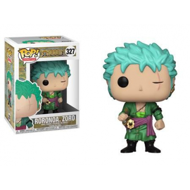 One Piece - Figurine POP Zoro