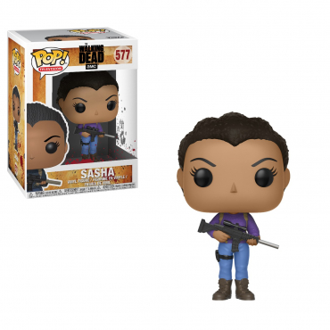 The Walking Dead - Figurine POP Sasha