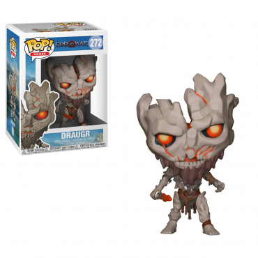 God Of War - Figurine POP Draugr