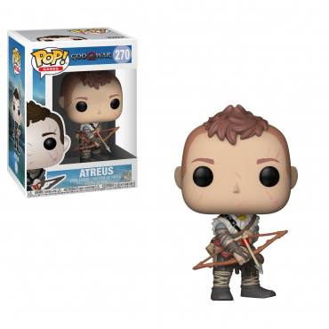 God Of War - Figurine POP Atreus