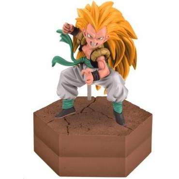 Dragon Ball Z - Figurine Gotenks Super Sayan 3 DXF