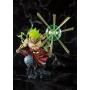 Dragon Ball Z - Figurine Broly Super Saiyan SH Figuarts Zero