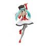 Vocaloid - Figurine Hatsune Miku Super Premium Pierretta