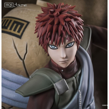 "Naruto - Figurine Gaara "" A father's hope, a mother's love "" HQS"