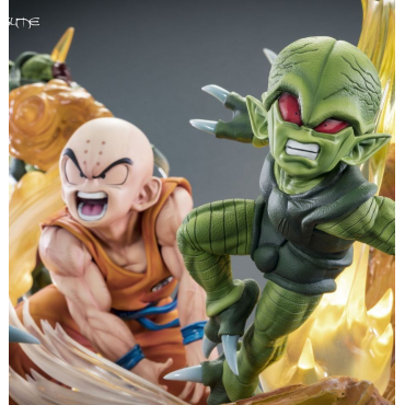 Dragon Ball Z - Figurine Krilin Chap 0: Des guerriers terrifiés