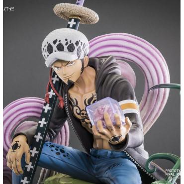One Piece - Figurine Trafalgar D. Water Law HQS+